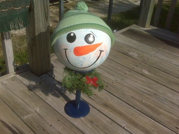 Diy Garden Globes 17 - 44+ Super Interesting DIY Garden Globes Ideas