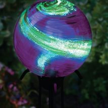 Diy Garden Globes 22 214x214 - 44+ Super Interesting DIY Garden Globes Ideas