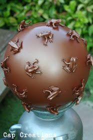 Diy Garden Globes 23 - 44+ Super Interesting DIY Garden Globes Ideas