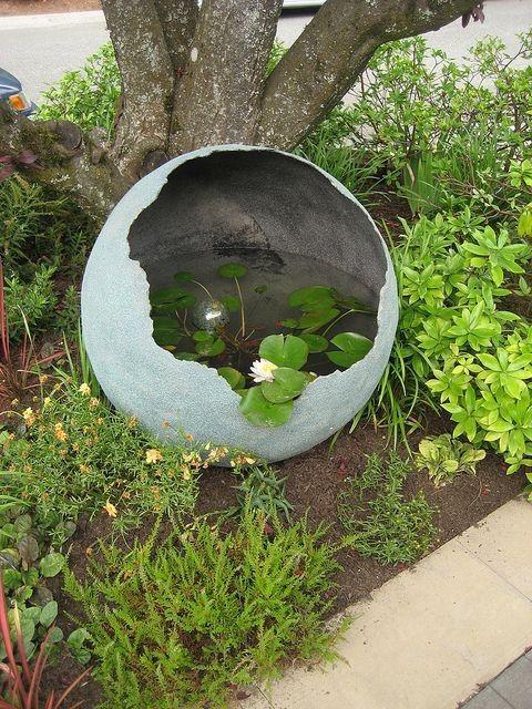 Diy Garden Globes 26 - 44+ Super Interesting DIY Garden Globes Ideas