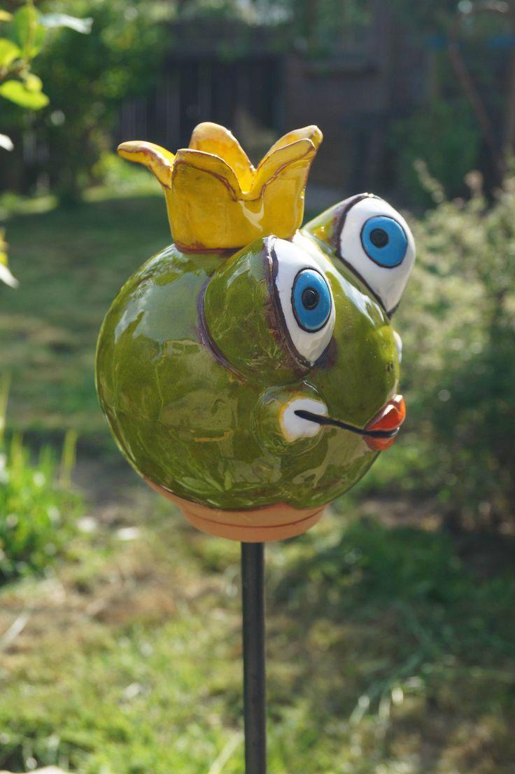 Diy Garden Globes 34 - 44+ Super Interesting DIY Garden Globes Ideas
