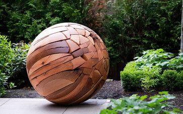 Diy Garden Globes 43 - 44+ Super Interesting DIY Garden Globes Ideas