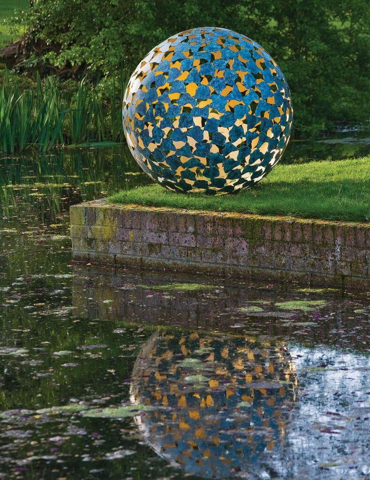 Diy Garden Globes 49 - 44+ Super Interesting DIY Garden Globes Ideas