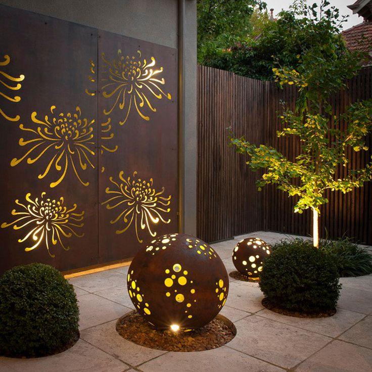 Diy Garden Globes 50 - 44+ Super Interesting DIY Garden Globes Ideas