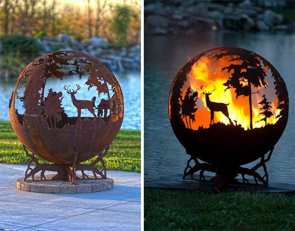 Diy Garden Globes 51 - 44+ Super Interesting DIY Garden Globes Ideas