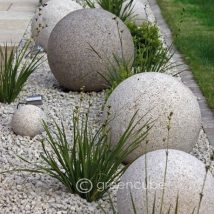 Diy Garden Globes 54 214x214 - 44+ Super Interesting DIY Garden Globes Ideas