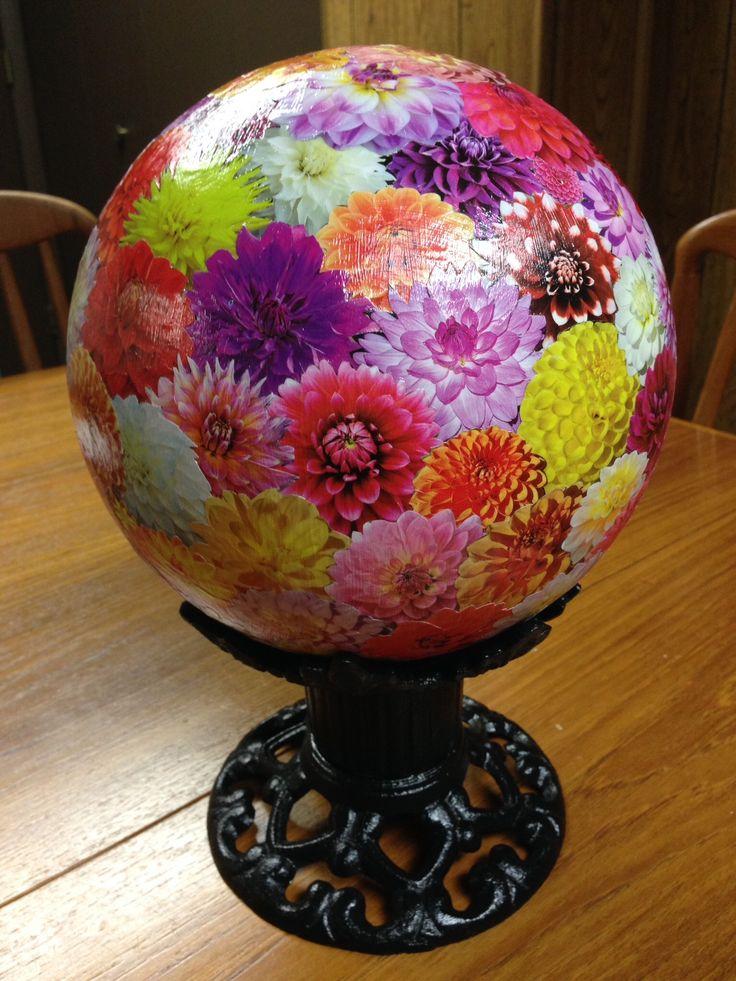 Diy Garden Globes 6 - 44+ Super Interesting DIY Garden Globes Ideas