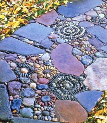 Diy Garden Mosaics Projects 10 - 40+ Unforeseen DIY Garden Mosaics Projects