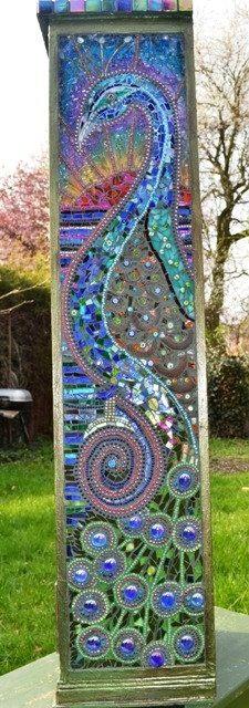 Diy Garden Mosaics Projects 17 - 40+ Unforeseen DIY Garden Mosaics Projects
