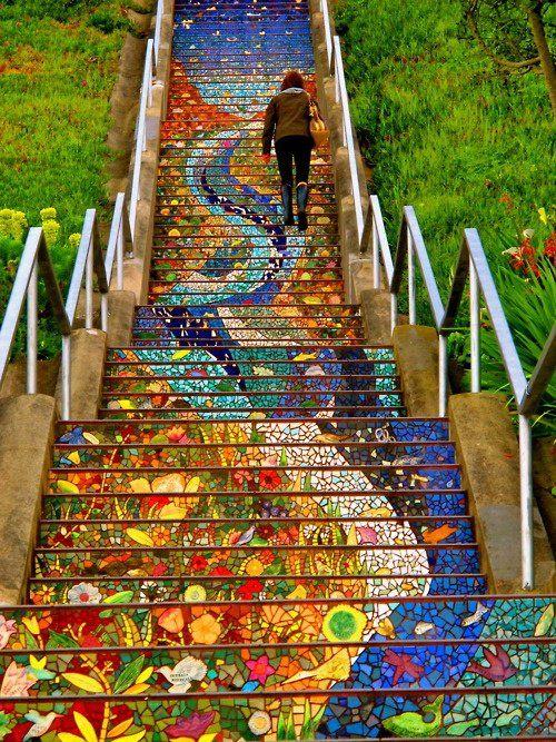 Diy Garden Mosaics Projects 22 - 40+ Unforeseen DIY Garden Mosaics Projects