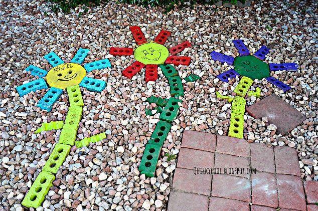 Diy Garden Mosaics Projects 41 - 40+ Unforeseen DIY Garden Mosaics Projects