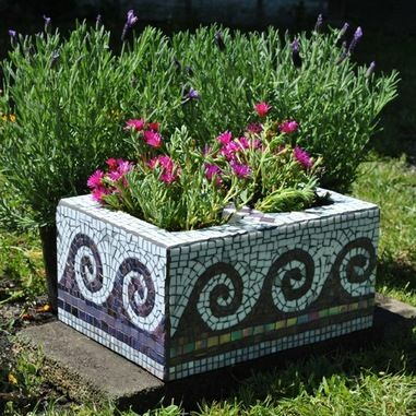 Diy Garden Mosaics Projects 44 - 40+ Unforeseen DIY Garden Mosaics Projects
