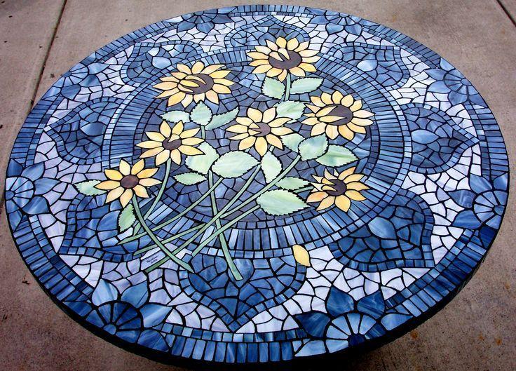 Diy Garden Mosaics Projects 49 - 40+ Unforeseen DIY Garden Mosaics Projects