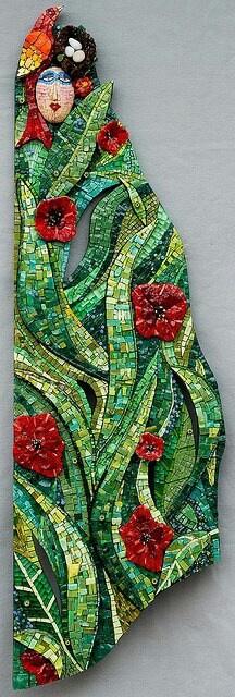 Diy Garden Mosaics Projects 51 - 40+ Unforeseen DIY Garden Mosaics Projects