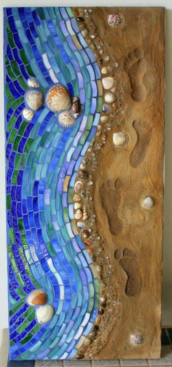 Diy Garden Mosaics Projects 54 - 40+ Unforeseen DIY Garden Mosaics Projects