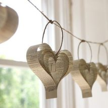 Diy Hanging Decorations 12 214x214 - Breathtaking DIY Gift Boxes Ideas