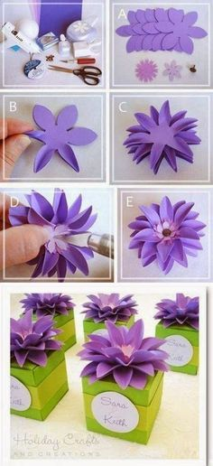 Diy Hanging Decorations 14 - Breathtaking DIY Gift Boxes Ideas