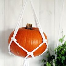 Diy Hanging Decorations 19 214x214 - Breathtaking DIY Gift Boxes Ideas