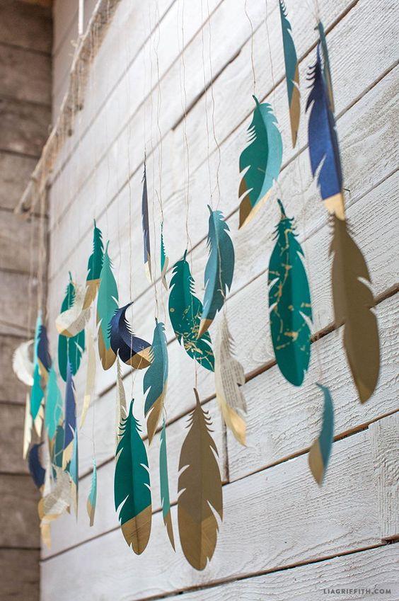 Diy Hanging Decorations 23 - Breathtaking DIY Gift Boxes Ideas
