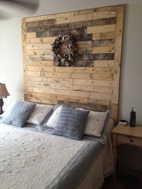 Diy Headboard Designs 11 - 40 DIY Headboard Designs For A Fabulous Looking Bed