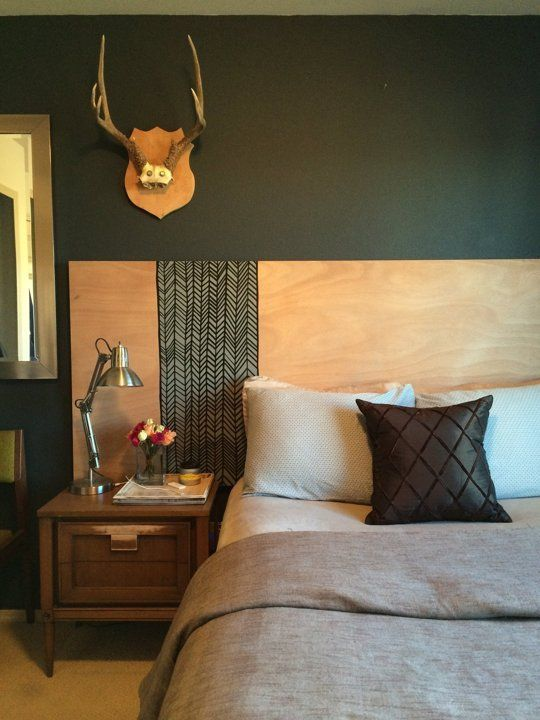 Diy Headboard Designs 12 - 40 DIY Headboard Designs For A Fabulous Looking Bed