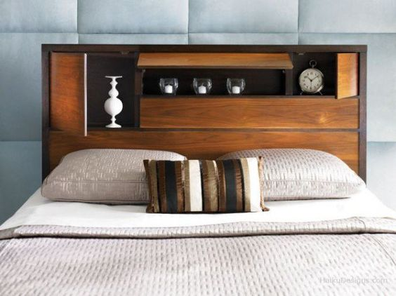 Diy Headboard Designs 14 - 40 DIY Headboard Designs For A Fabulous Looking Bed