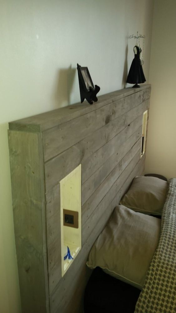 Diy Headboard Designs 19 - 40 DIY Headboard Designs For A Fabulous Looking Bed