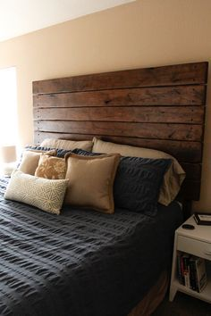 Diy Headboard Designs 23 - 40 DIY Headboard Designs For A Fabulous Looking Bed