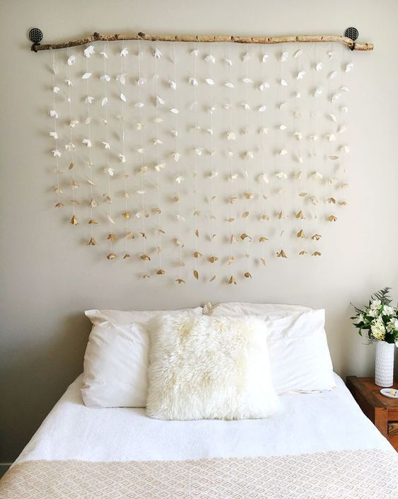 Diy Headboard Designs 27 - 40 DIY Headboard Designs For A Fabulous Looking Bed