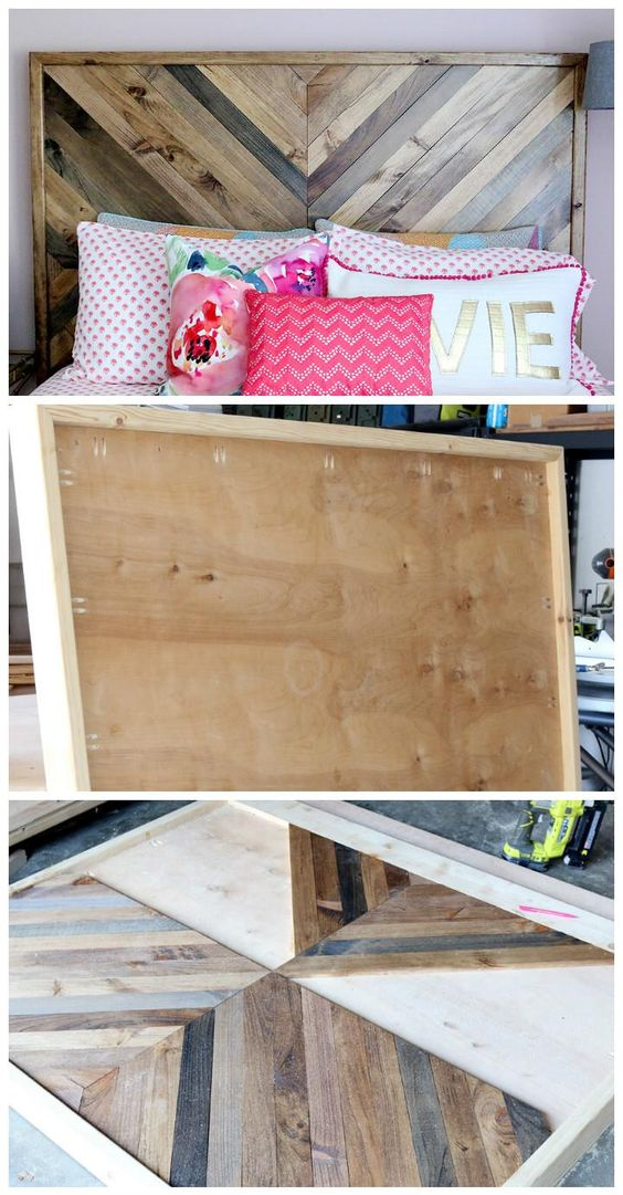 Diy Headboard Designs 29 - 40 DIY Headboard Designs For A Fabulous Looking Bed
