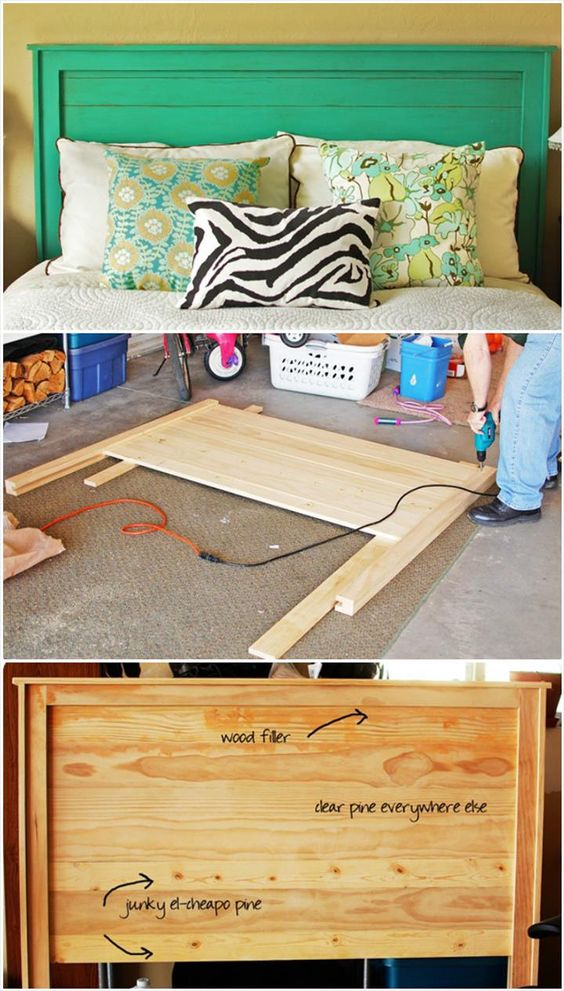 Diy Headboard Designs 30 - 40 DIY Headboard Designs For A Fabulous Looking Bed