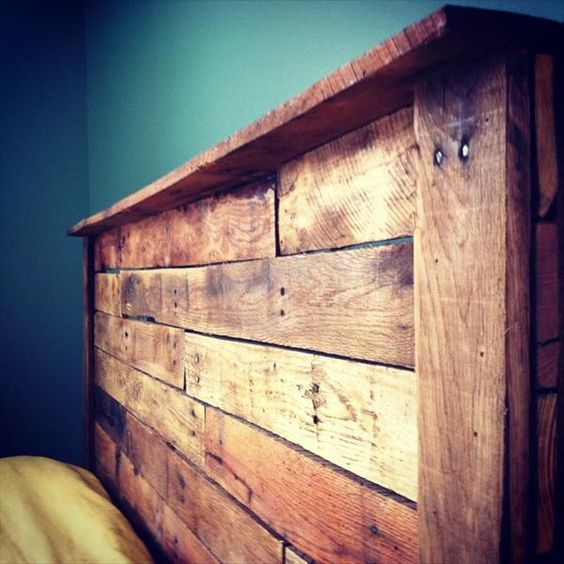 Diy Headboard Designs 34 - 40 DIY Headboard Designs For A Fabulous Looking Bed