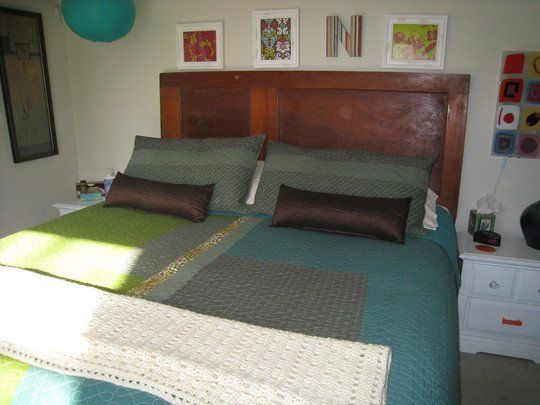 Diy Headboard Designs 4 - 40 DIY Headboard Designs For A Fabulous Looking Bed
