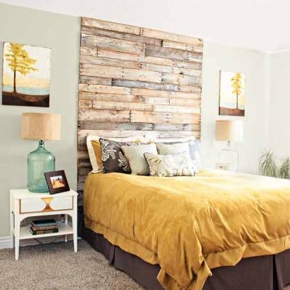 Diy Headboard Designs 40 - 40 DIY Headboard Designs For A Fabulous Looking Bed