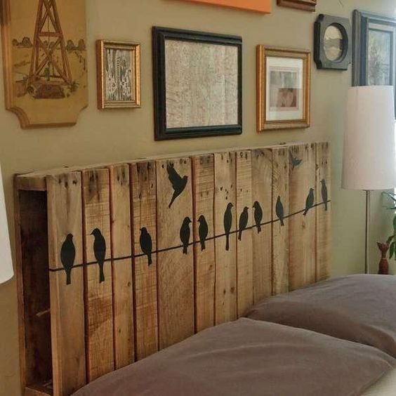 Diy Headboard Designs 41 - 40 DIY Headboard Designs For A Fabulous Looking Bed