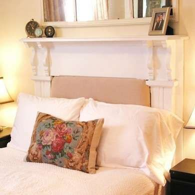 Diy Headboard Designs 44 - 40 DIY Headboard Designs For A Fabulous Looking Bed