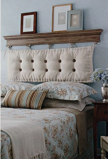 Diy Headboard Designs 49 - 40 DIY Headboard Designs For A Fabulous Looking Bed