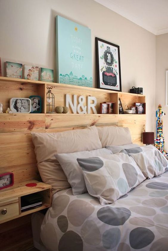 Diy Headboard Designs 7 - 40 DIY Headboard Designs For A Fabulous Looking Bed