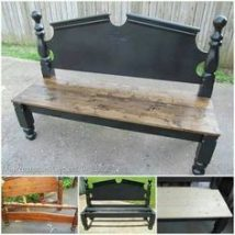 Diy Home Bench Seat 12 214x214 - 40+ Extraordinary DIY Home Bench Seat