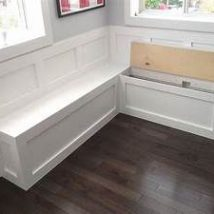 Diy Home Bench Seat 17 214x214 - 40+ Extraordinary DIY Home Bench Seat