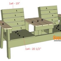 Diy Home Bench Seat 19 214x214 - 40+ Extraordinary DIY Home Bench Seat