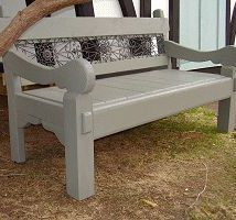 Diy Home Bench Seat 36 214x200 - 40+ Extraordinary DIY Home Bench Seat
