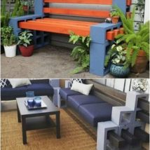 Diy Home Bench Seat 38 214x214 - 40+ Extraordinary DIY Home Bench Seat