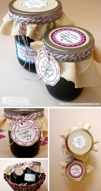 Diy Jar Labels 1 - Stupendous DIY Jar Labels Ideas