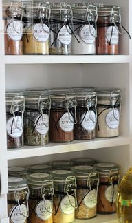 Diy Jar Labels 13 - Stupendous DIY Jar Labels Ideas
