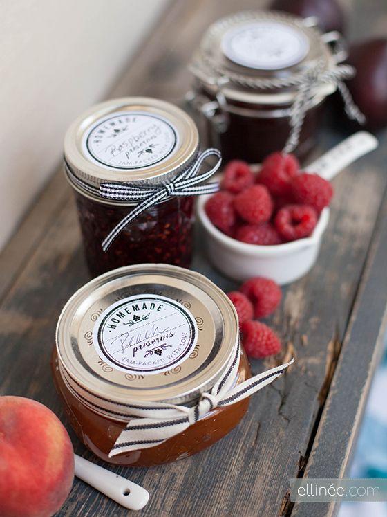 Diy Jar Labels 15 - Stupendous DIY Jar Labels Ideas