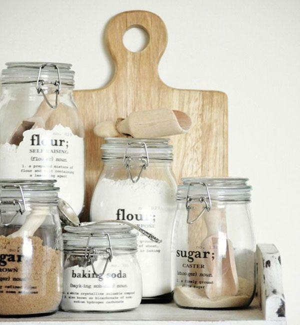 Diy Jar Labels 30 - Stupendous DIY Jar Labels Ideas