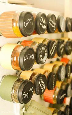 Diy Jar Labels 6 - Stupendous DIY Jar Labels Ideas