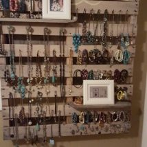 The 40+ Best DIY Jewelry Organizers