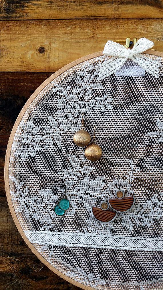 Diy Jewelry Organizers 25 - The 40+ Best DIY Jewelry Organizers